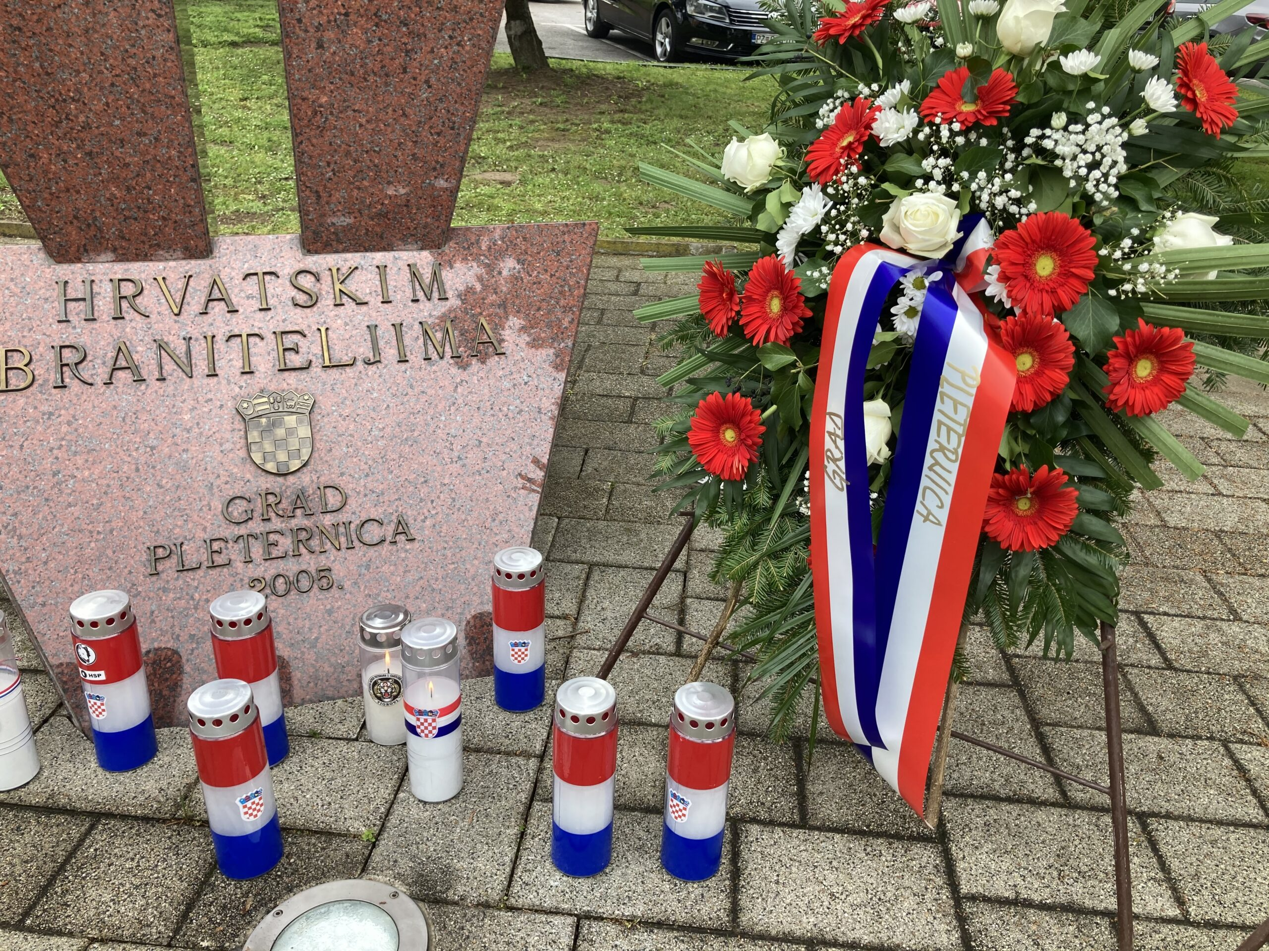 Naša trajna zadaća je čuvati uspomenu na naše branitelje i Domovinski rat kao temelj moderne Hrvatske