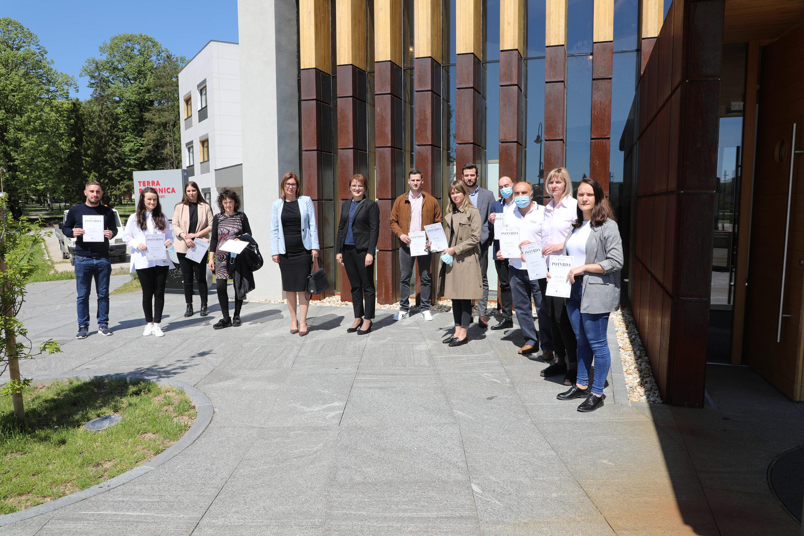 """Šarić: """"Edukacije uz projekt su ključne za prezentaciju kulturne i prirodne baštine Pleternice"""""""