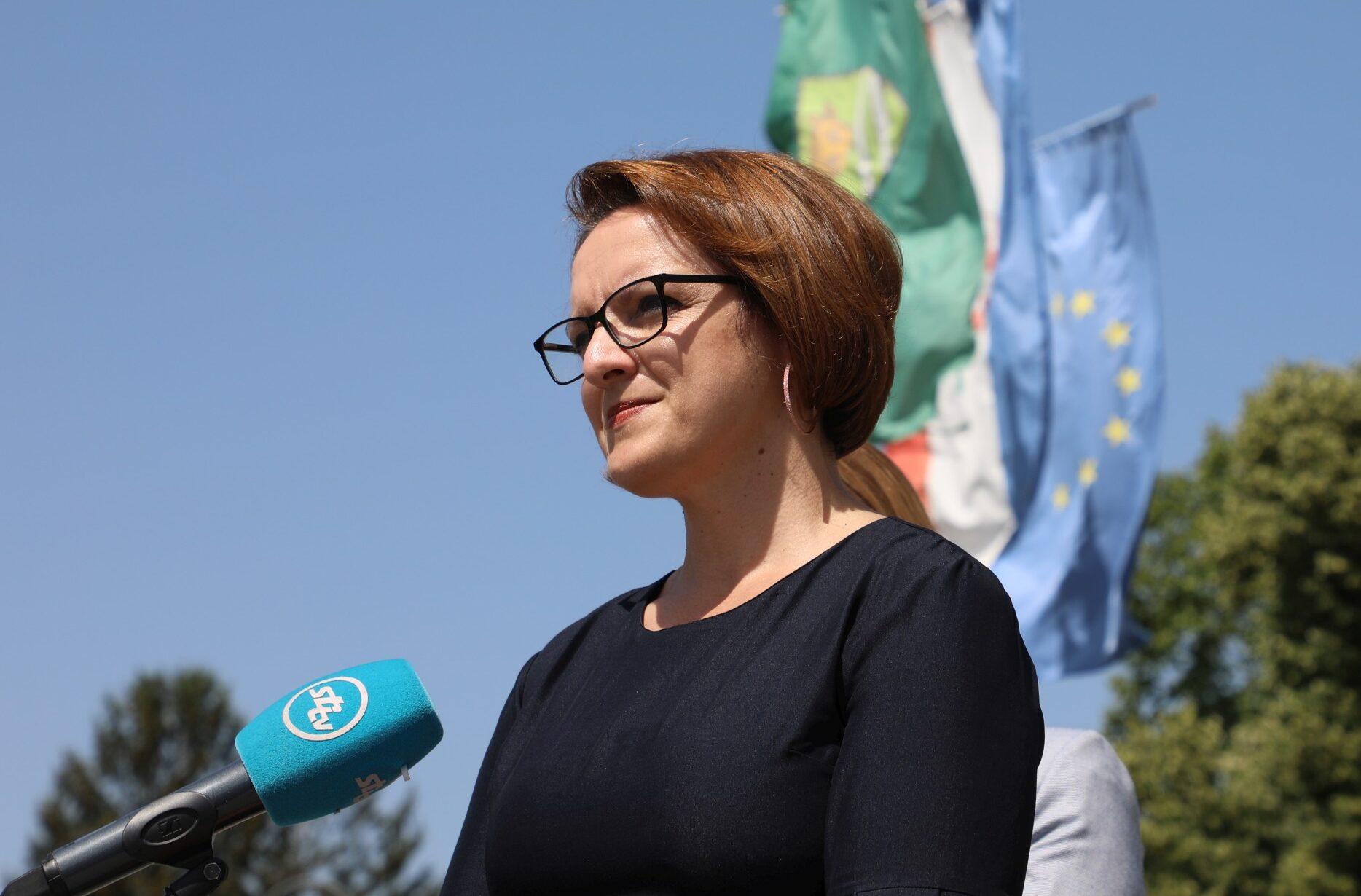 """Pleternica prva u Hrvatskoj uvela dječji gradski doplatak. Šarić: """"Ono što smo obećali, današnjim danom smo i izvršili"""""""