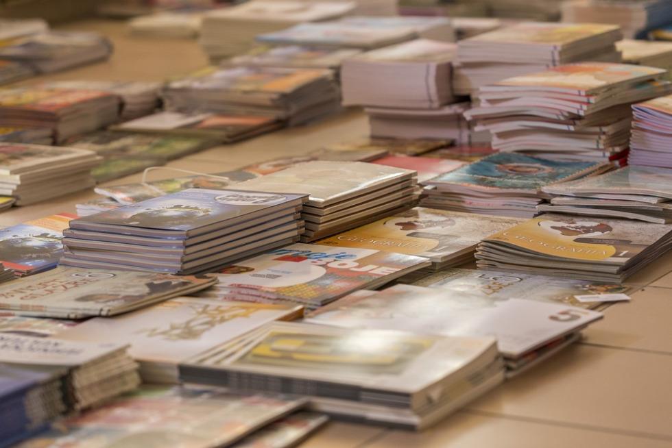 Grad i ove godine osigurava radne bilježnice i poklon pakete za prvašiće